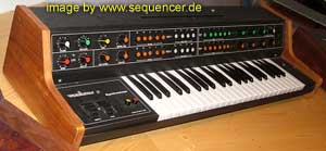 Vermona Synthesizer synthesizer