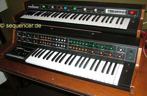 Vermona Synthesizer Vermona-Synthesizer synthesizer