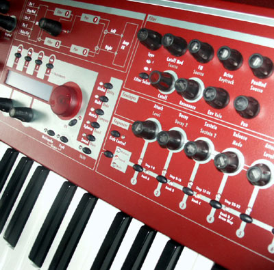 Waldorf Q+ synthesizer