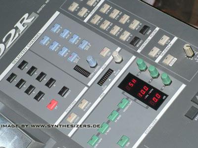 yamaha 02r digital mixing desk - mischpult