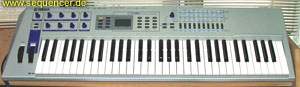 Yamaha CS2x synthesizer