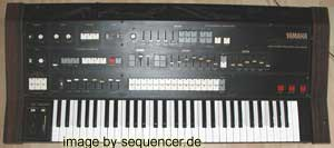 Yamaha CS70m synthesizer