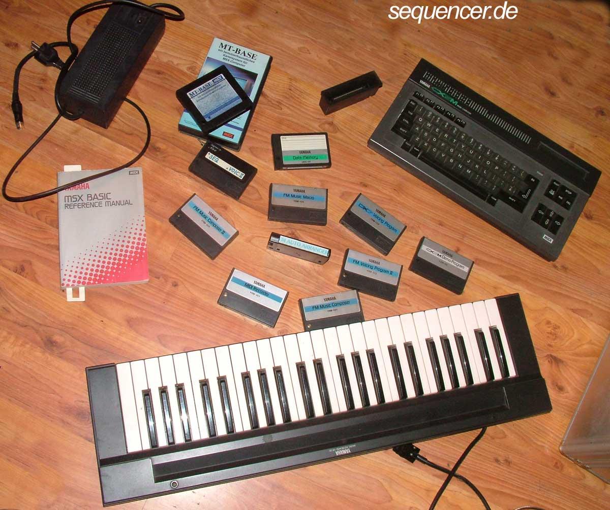 CX5M CX5M synthesizer