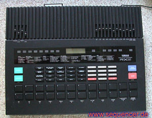 Yamaha RX5, RX7 synthesizer