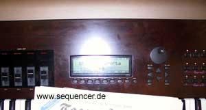Yamaha VP-1 Yamaha VP-1 synthesizer