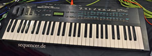 DX-11 DX-11 synthesizer