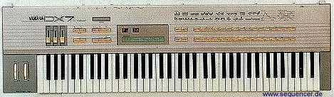 DX-7II Centennial DX7II Centennial synthesizer