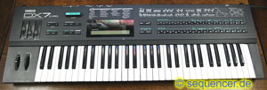Yamaha DX7IIFD Yamaha DX7II-FD synthesizer
