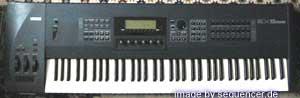 Yamaha EX5 synthesizer