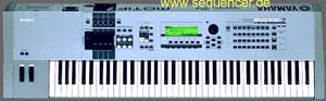 Yamaha Motif Yamaha Motif synthesizer