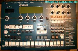Yamaha RM1x synthesizer