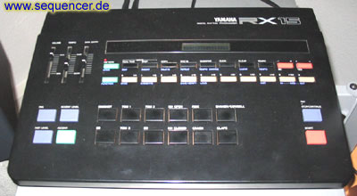 Yamaha RX11/RX15/RX21