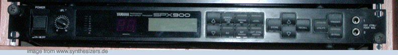 yamaha spx900
