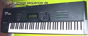 Yamaha SY99 synthesizer