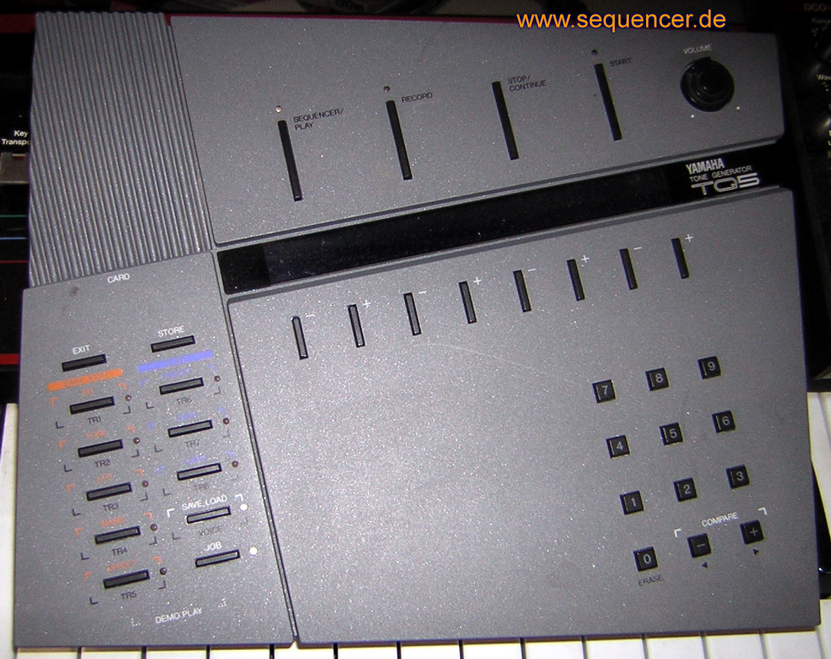 Yamaha YS200, TQ5 synthesizer