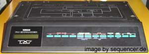Yamaha TX7 synthesizer