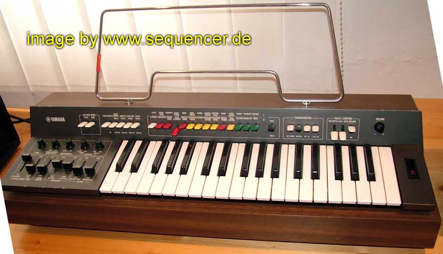 Yamaha SY1, SY2 synthesizer