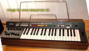 Yamaha SY1, SY2 synthesizer