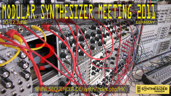 Modular Meeting Happy Knobbing Germany
