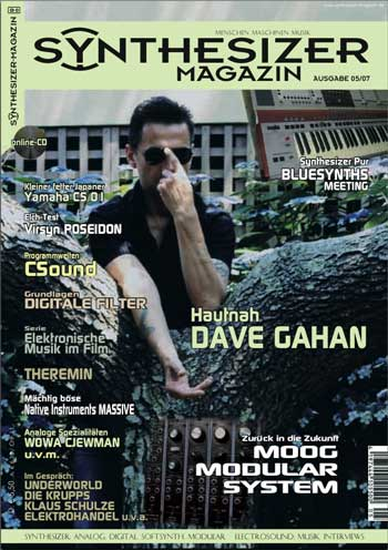 Synthesizer-Magazin Heft 5