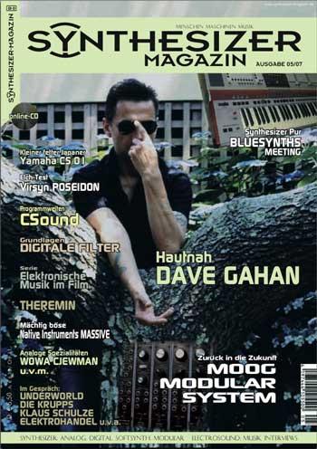 Synthesizer-Magazin Heft 5