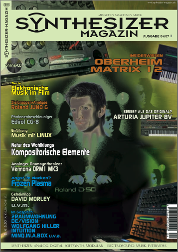 Synthesizer Magazin #4