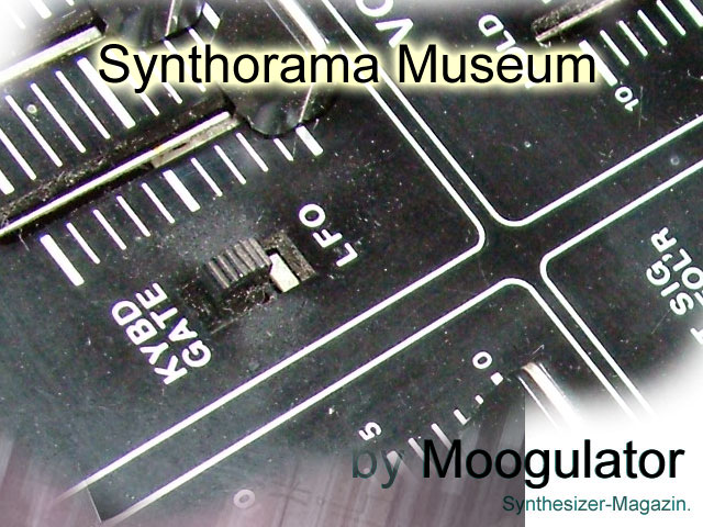 synthorama synthesizer museum video