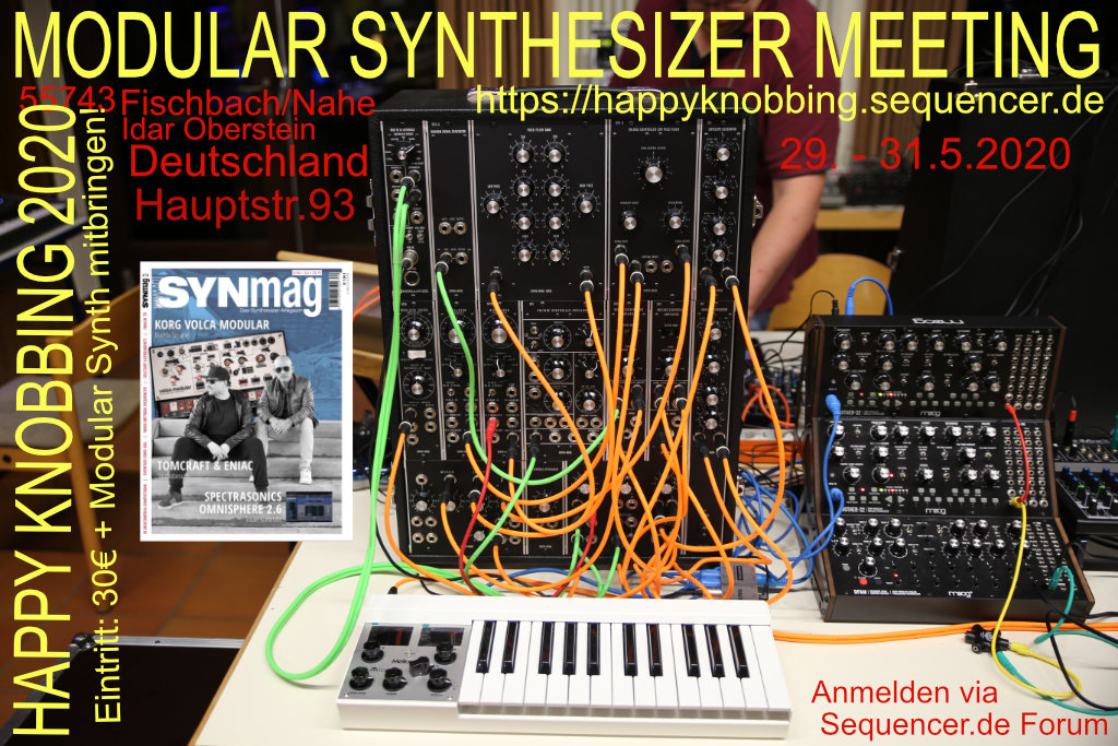 Happy bing Modular Meeting – Synthesizer Wiki on