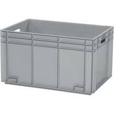 Box 60 × 40 × 34,3 cm - Plastikbehälter - LANDI