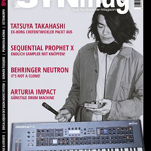 SynMag-71 Das Synthesizer-Magazin