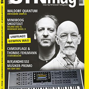 Synmag-70 Das Synthesizer-Magazin