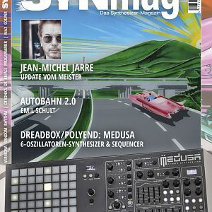 SynMag 72 Das Synthesizer-Magazin
