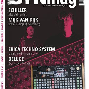 SynMag 73 - Das Synthesizer-Magazin