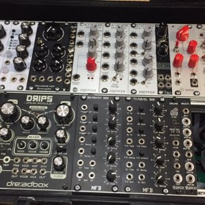 Eurorack Drums in the box