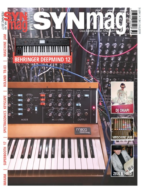 SynMag 60 - Das Synthesizer-Magazin